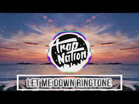 NF - Let me down ( Marimba Ringtone )
