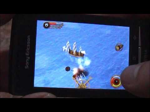 Age Of Wind 2, Android Eclair 2.1 BetaTesting