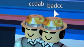 BADCC HAS TWO HEADS!!! | Roblox jailbreak