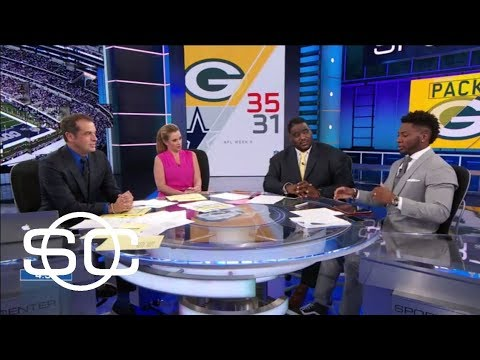 Clark: Aaron Rodgers is the 'best quarterback ever'  SportsCenter  ESPN