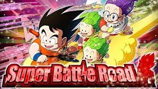LR KID GOKU & ARALE VS. CATEGORY SUPER BATTLE ROAD! (DBZ: Dokkan Battle) thumbnail