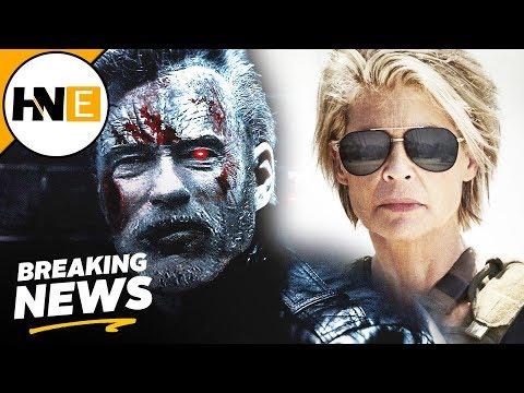 Terminator 6 Arnold Schwarzenegger Aged Terminator Look REVEALED