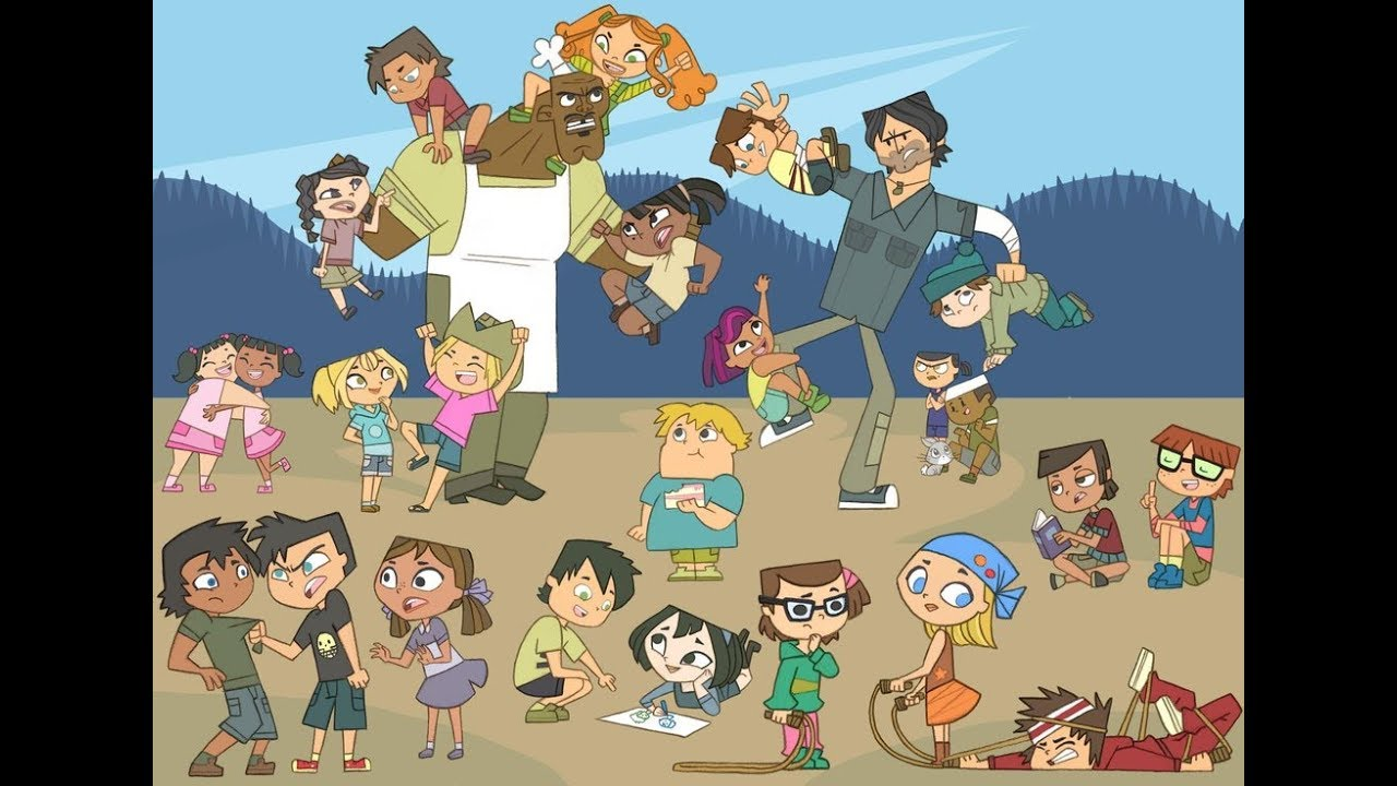 Total Drama Daycare More Like Disaster