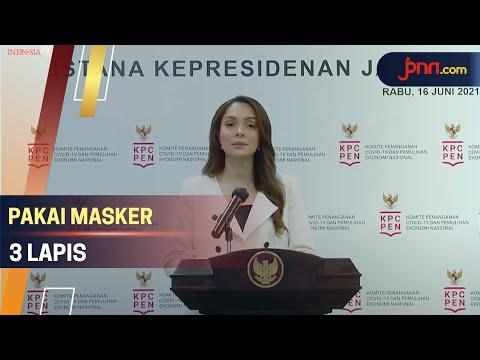 dr. Reisa Ingatkan Ancaman Virus Delta, Wajib Pakai Masker 3 Lapis