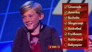 In Wedden dat ik het kan met Jeroen van der Boom gaan kandidaten de...