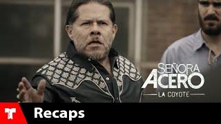 Señora Acero 4 | Recap (11/24/2017) | Telemundo Novelas