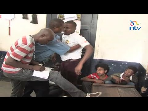 Four suspects arrested for kidnapping a child