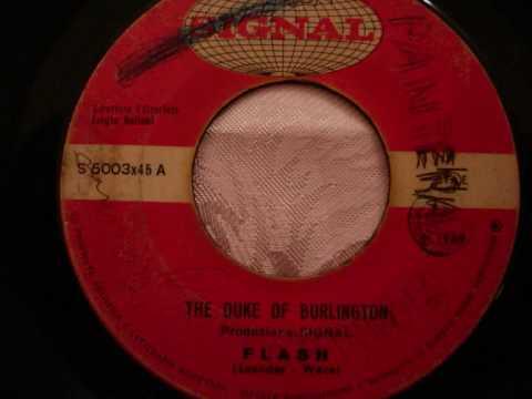 *The Duke of Burlington--Flash* Versione Italiana -1969.
