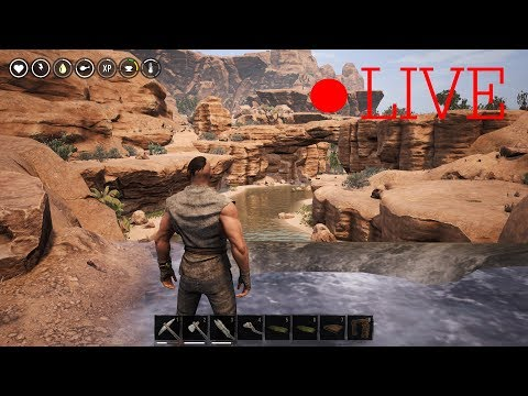 [Live] Conan Exiles มาแค่ 5 ซ่าเหมือนมาร้อย