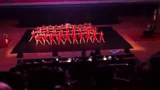 Alpha Delta Pi Auburn Greek Sing 2014 Champs!