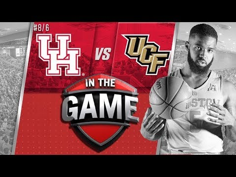 Coogs Face UCF In Big Game- In The Game