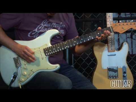 Fender Road Worn Series 50s Tele & 60s Strat Guitars