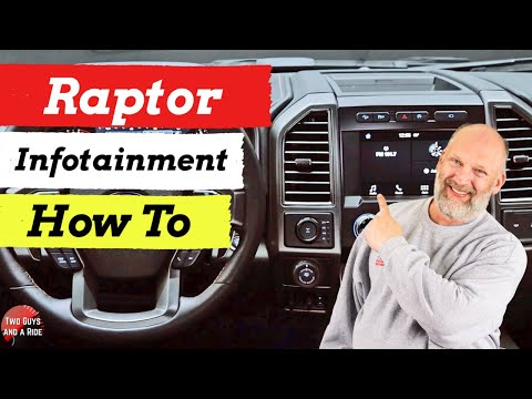 "2019 Ford Raptor Infotainment ""HowTo"""
