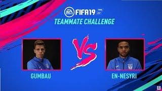 Teammate Challenge: Gumbau vs En-Nesyri