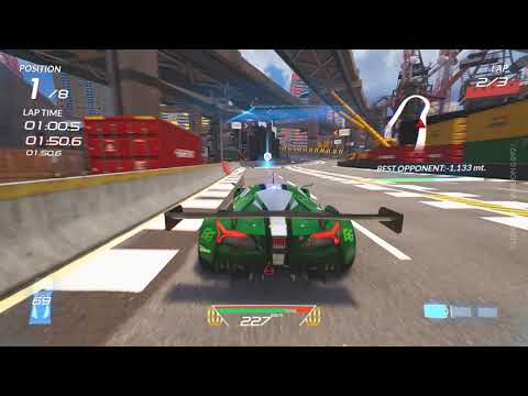 Xenon Racer Closed Beta - Tokyo Port Gameplay [60fps] Mp3
