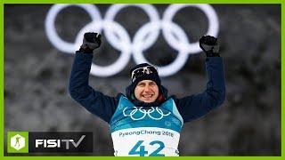 Primo bronzo da Pyeongchang: Windisch 3° nella 10 Sprint