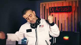 Армянская Клубная  ♫ 2021  🎧 Dj Artush Live - Studio Mix 🎧
