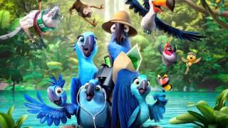 Rio 2 Soundtrack   Track 14   What Is Love by Janelle Monáe, Anne Hathaway, Jesse Eisenberg