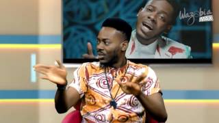 THE BLOG - ADEKUNLE GOLD CLARIFIES HIS RELATIONSHIP WITH SIMI