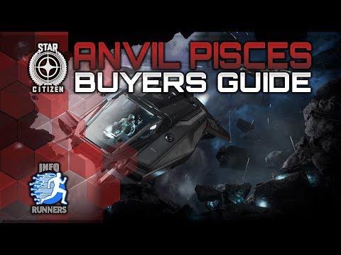 Star Citizen | Anvil Pisces Buyers Guide