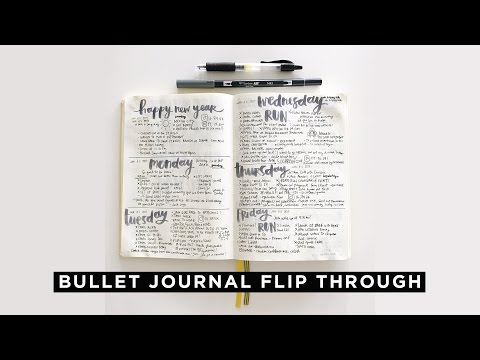 Plan With Me | Bullet Journal!
