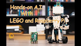 Hands-on A.I. with LEGO and Raspberry Pi