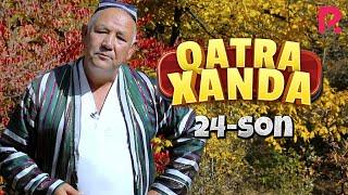 Qatra Xanda 24-son (hajviy ko'rsatuv)