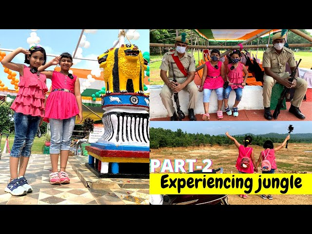 Experiencing jungle on independence Day PART-2 / Gandhrel Viewpoint / @Learn With Pari