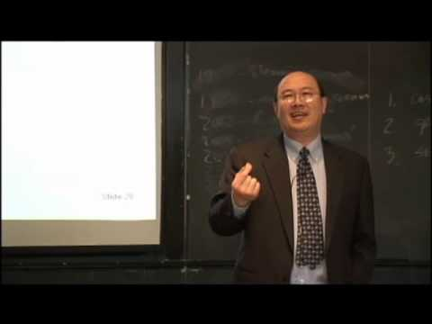 Ses 18: Capital Budgeting II & Efficient Markets I