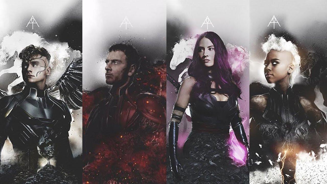 new xmen apocalypse posters released collider youtube