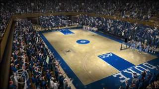 NCAA Basketball 10 - Toughest Places to Play