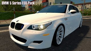 ETS2 v1.27 I Mod ★ BMW 5 Series E60 Pack [Deutsch/HD]