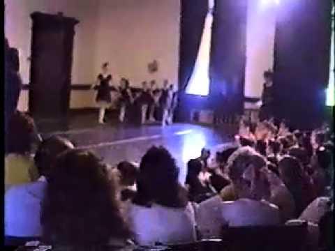 1987 June Annie Ballet Recital