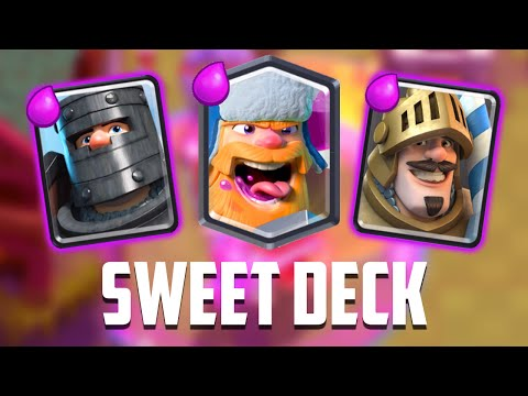 Clash Royale – Lumberjack Double Prince! Insane Deck