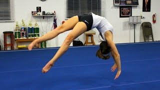 Gymnastics Tumbling (Trampoline, Tumbl Trak and Floor)