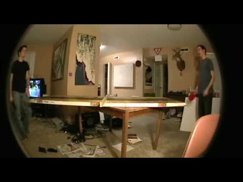 Super Mario Ping Pong