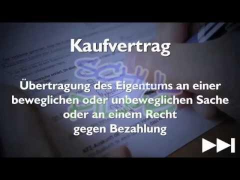 Schulfilme Im Netz Dvd Sowi Vertragsarten Youtube