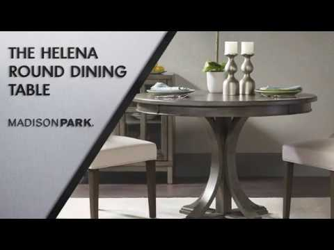 Helena Round Dining Table