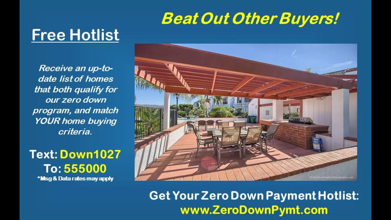 Zero down la costa carlsbad homes for sale free hotlist for 0 down homes
