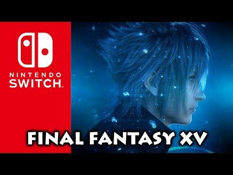 Nintendo Switch: Final Fantasy XV no console | The Takover | DLC ARMS e Splatoon 2 | Paypal