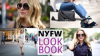 NYFW Look Book!