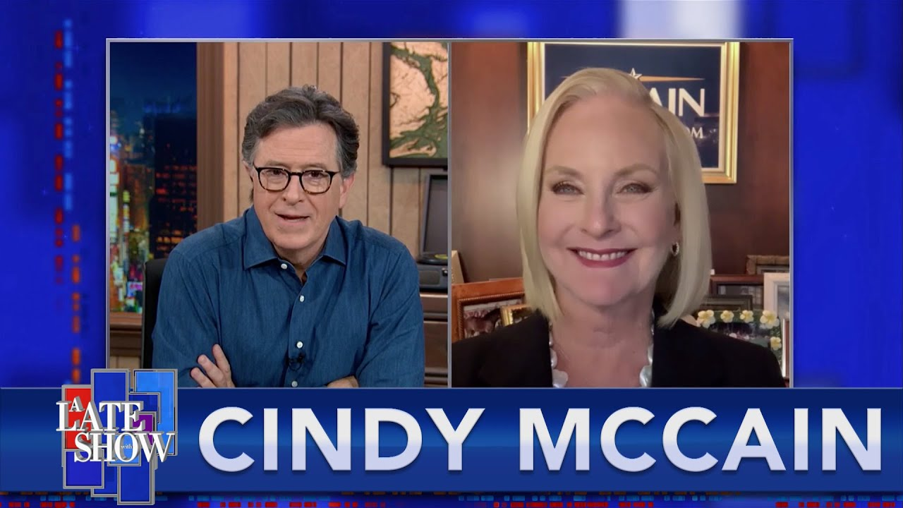"""Download """"We Have Lost Our Way"""" - Cindy McCain On The State Of The Republican Party"""