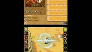 Summon Night: Twin Age Nintendo DS Video - Smacking Baddie