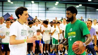1 on 1 vs NBA Superstar KYRIE IRVING