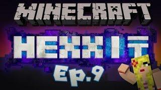Minecraft   HEXXIT Modded Survival   Episode 9   Stupid Armadillo!