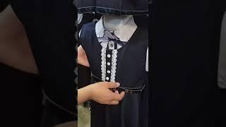 Видео Рынок Дордой. Одежда для школьников, девочковая.Новинки !!! Производство :Бишкек. Оптом.