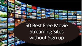 50 Best Free Movie Streaming Sites without Sign up ( IOMovies, Putlocker, MovieNinja and, More)