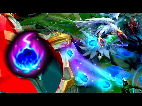 50 ARCANE COMETS IN 10+ SECONDS?! Hilarious URF Bug!