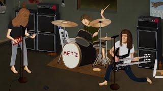 Смотреть клип Metz - Pure Auto