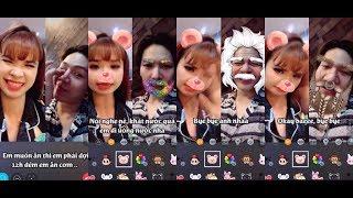 Kelvin Khánh và Khởi My facetime cực tình cảm và hài hước (15/10/2017)